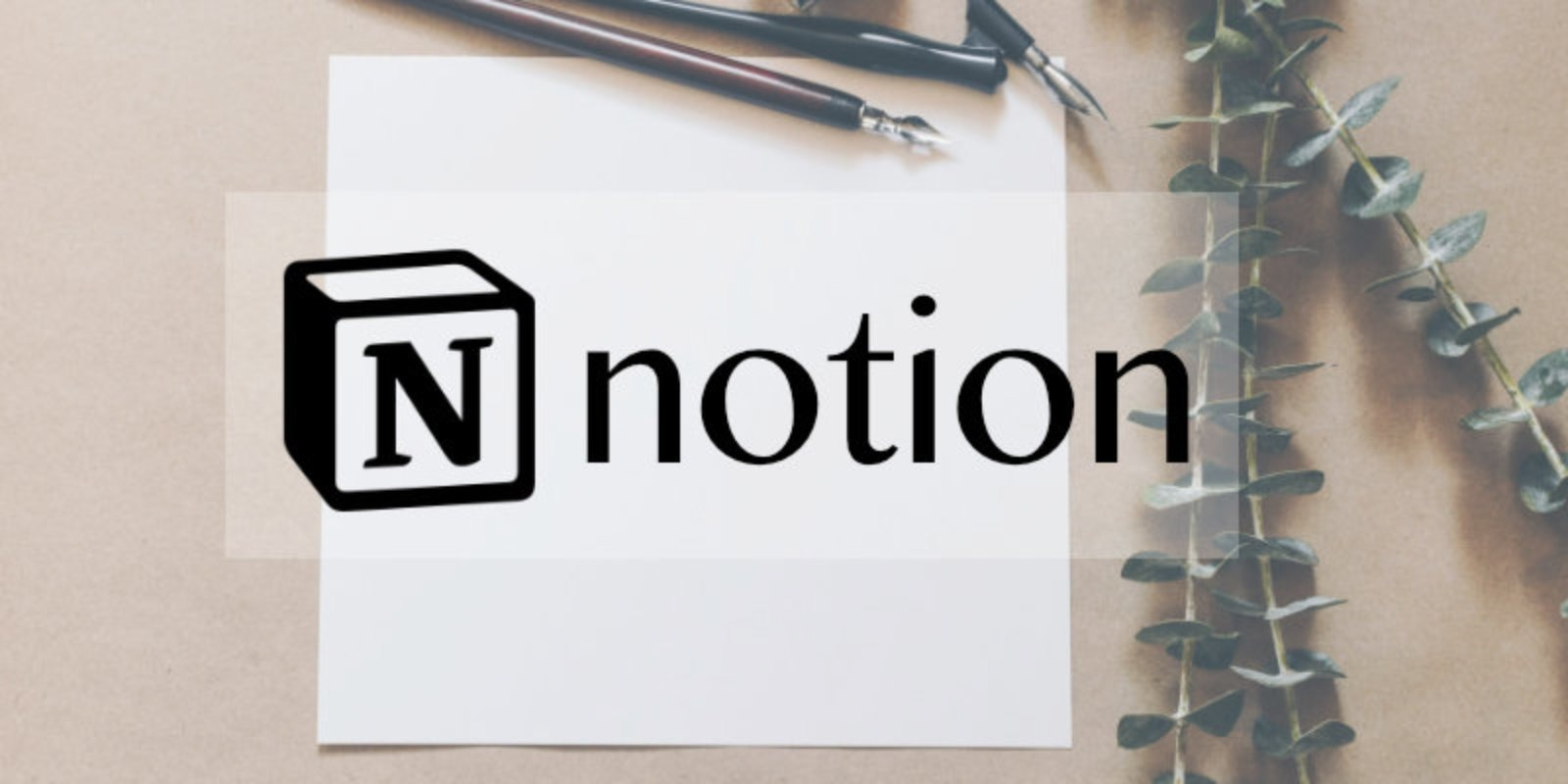 Notion - featured image